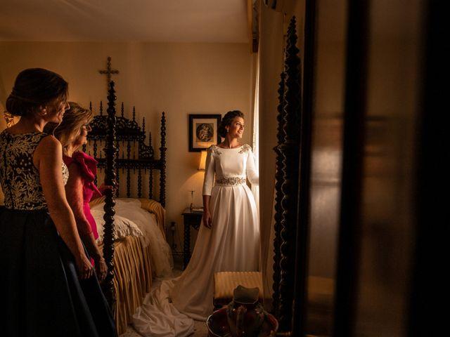 La boda de Mercedes y Jesús en Villafranca De Los Barros, Badajoz 18