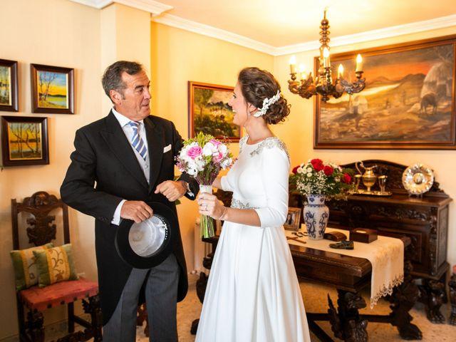 La boda de Mercedes y Jesús en Villafranca De Los Barros, Badajoz 19