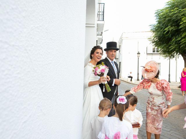 La boda de Mercedes y Jesús en Villafranca De Los Barros, Badajoz 22