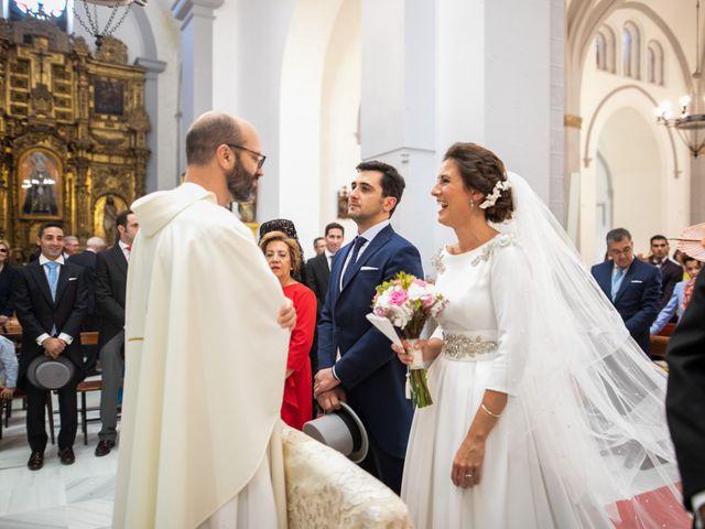 La boda de Mercedes y Jesús en Villafranca De Los Barros, Badajoz 25