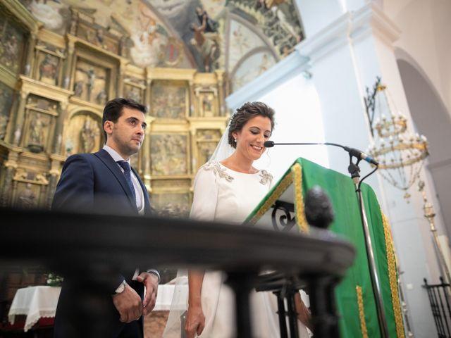 La boda de Mercedes y Jesús en Villafranca De Los Barros, Badajoz 26