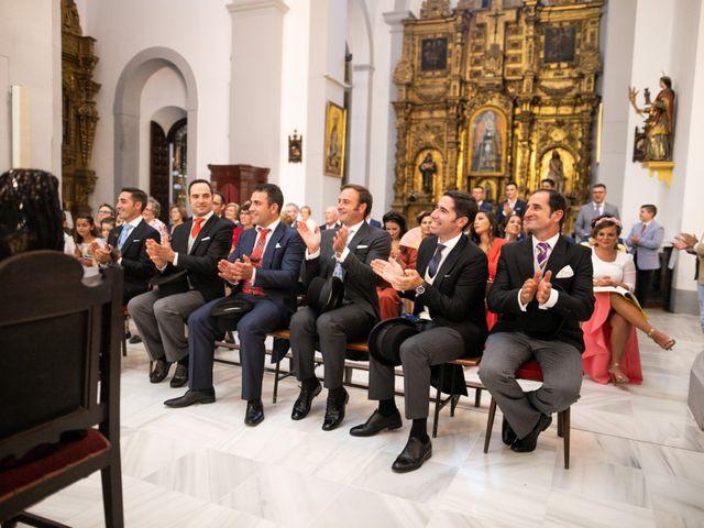 La boda de Mercedes y Jesús en Villafranca De Los Barros, Badajoz 29