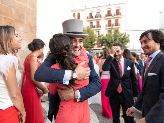 La boda de Mercedes y Jesús en Villafranca De Los Barros, Badajoz 42