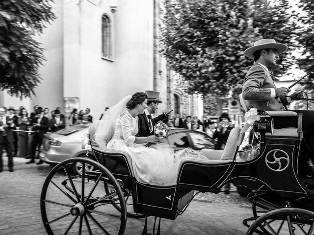 La boda de Mercedes y Jesús en Villafranca De Los Barros, Badajoz 44