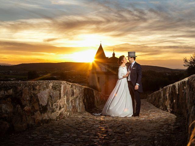 La boda de Mercedes y Jesús en Villafranca De Los Barros, Badajoz 48