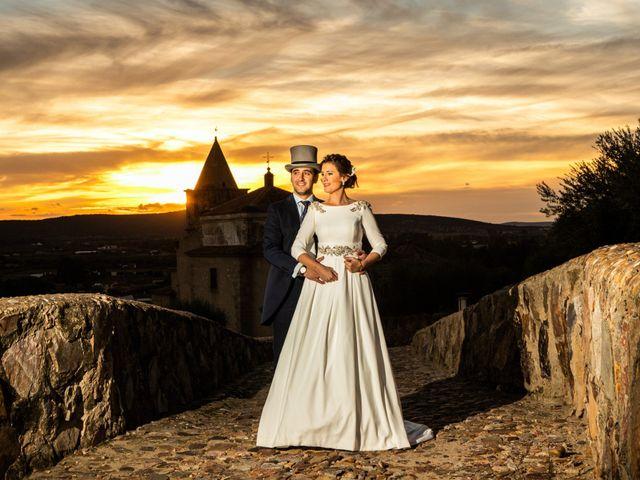 La boda de Mercedes y Jesús en Villafranca De Los Barros, Badajoz 49