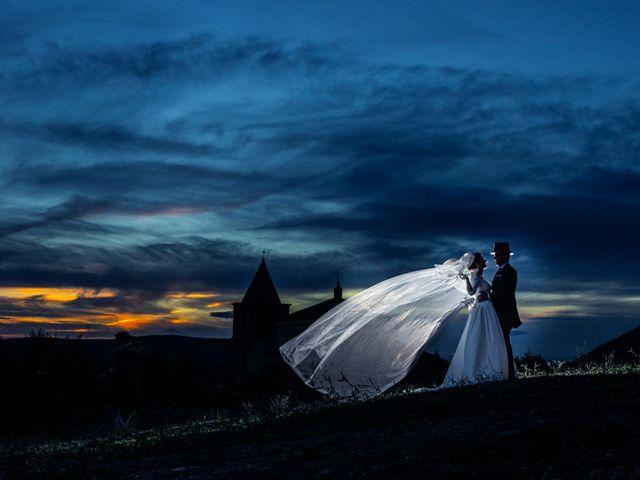 La boda de Mercedes y Jesús en Villafranca De Los Barros, Badajoz 50