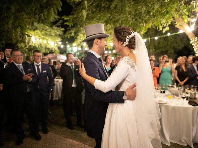 La boda de Mercedes y Jesús en Villafranca De Los Barros, Badajoz 53
