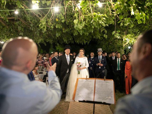 La boda de Mercedes y Jesús en Villafranca De Los Barros, Badajoz 55