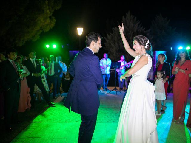 La boda de Mercedes y Jesús en Villafranca De Los Barros, Badajoz 72