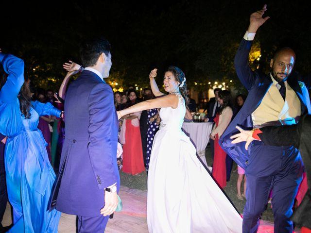 La boda de Mercedes y Jesús en Villafranca De Los Barros, Badajoz 73
