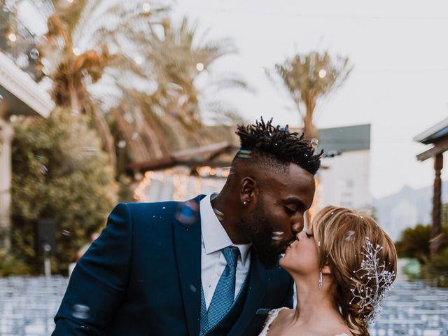 La boda de Josué  y Maria en Molina De Segura, Murcia 5