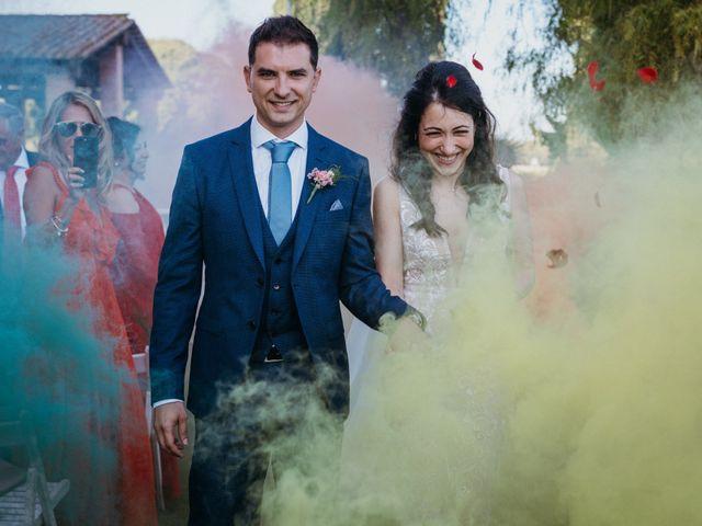 La boda de Pilar y Javi