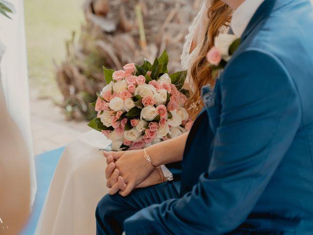 La boda de Ángel y Angélica en Urbanización Montiboli, Alicante 2