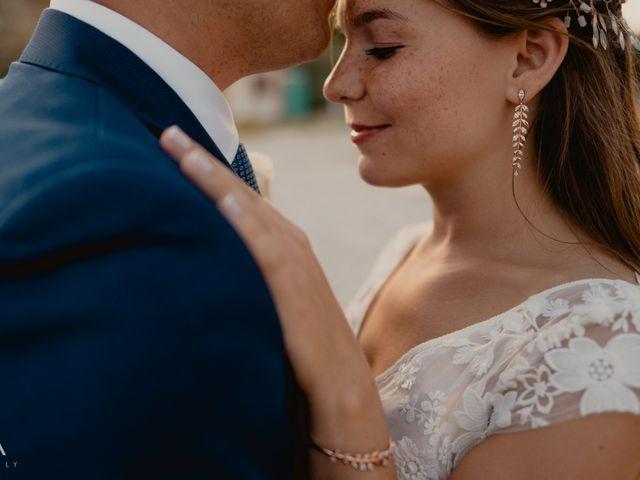 La boda de Ángel y Angélica en Urbanización Montiboli, Alicante 5