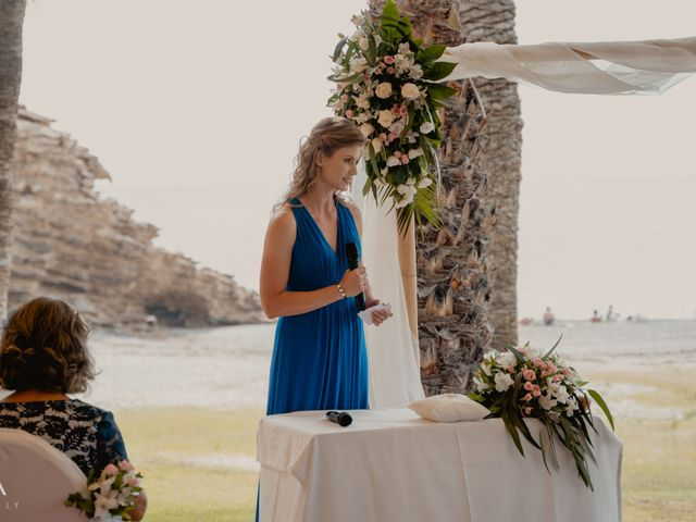 La boda de Ángel y Angélica en Urbanización Montiboli, Alicante 6