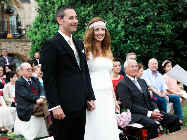 La boda de Lucía y Paco