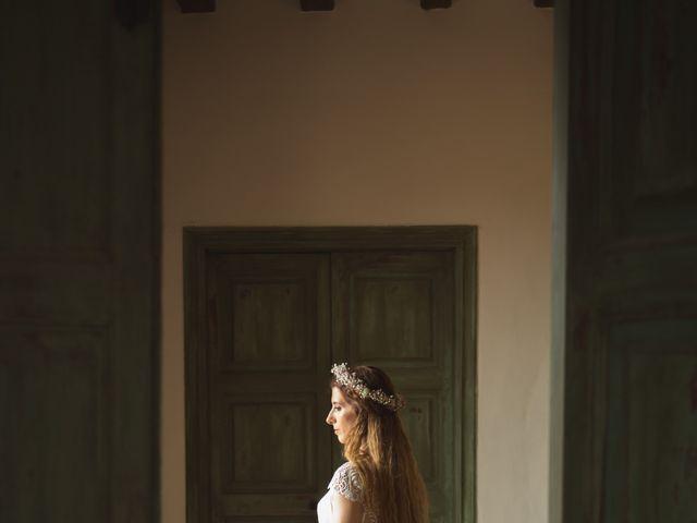 La boda de Pablo y Pilar en Sant Vicenç De Montalt, Barcelona 12