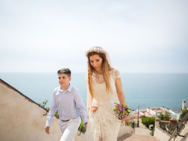 La boda de Pablo y Pilar en Sant Vicenç De Montalt, Barcelona 20