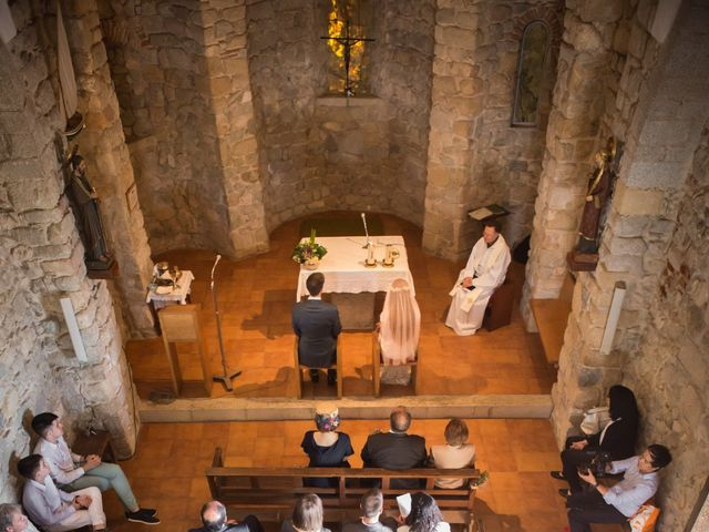La boda de Pablo y Pilar en Sant Vicenç De Montalt, Barcelona 22