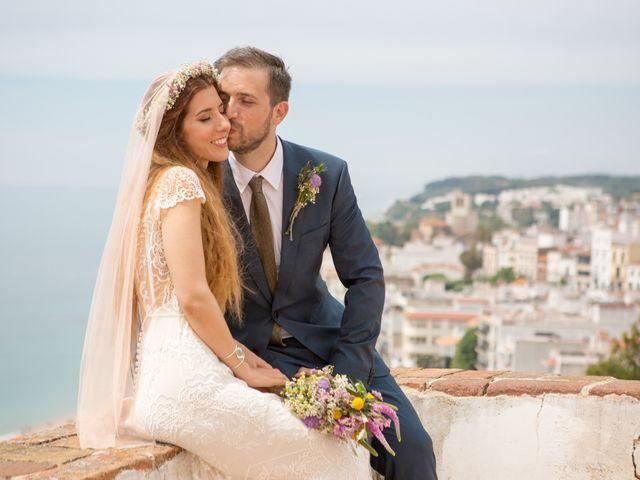 La boda de Pablo y Pilar en Sant Vicenç De Montalt, Barcelona 26