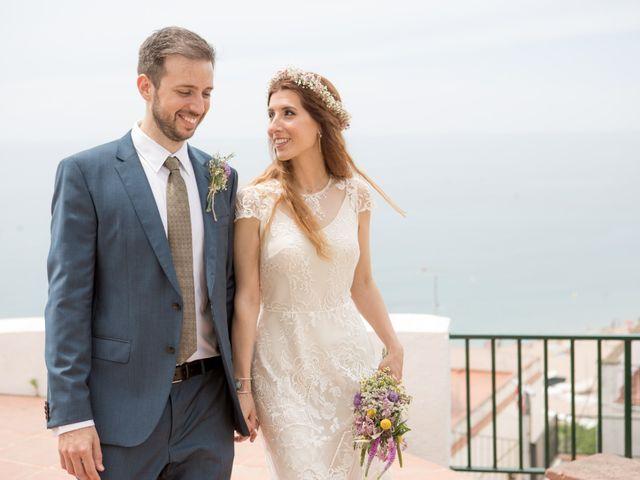 La boda de Pablo y Pilar en Sant Vicenç De Montalt, Barcelona 27