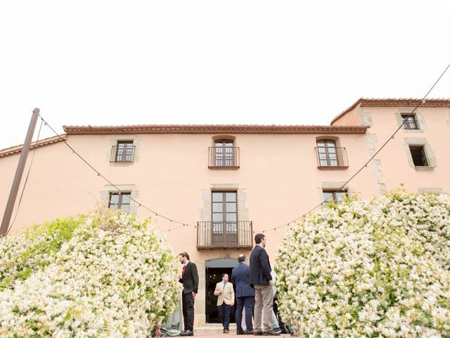 La boda de Pablo y Pilar en Sant Vicenç De Montalt, Barcelona 29