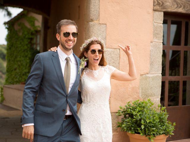 La boda de Pablo y Pilar en Sant Vicenç De Montalt, Barcelona 31