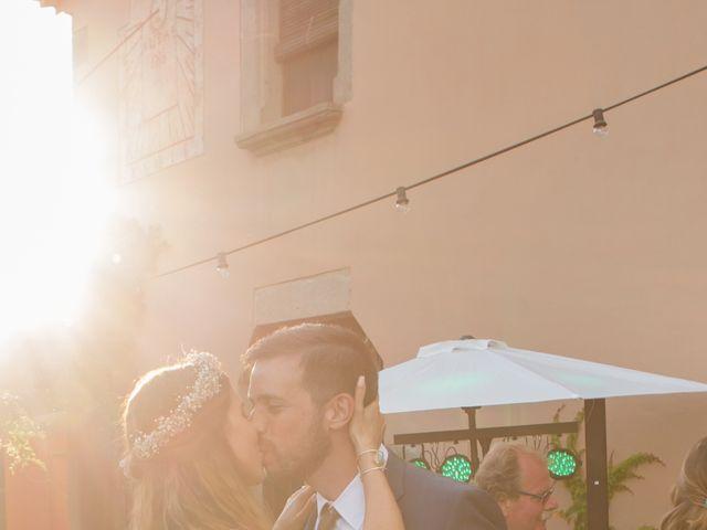 La boda de Pablo y Pilar en Sant Vicenç De Montalt, Barcelona 42