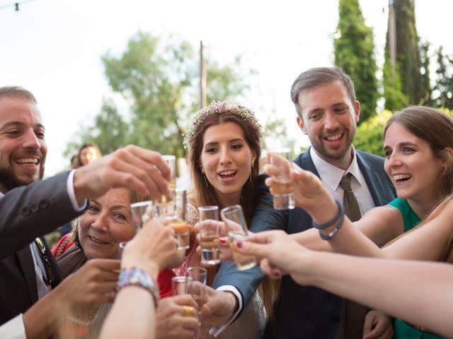 La boda de Pablo y Pilar en Sant Vicenç De Montalt, Barcelona 43