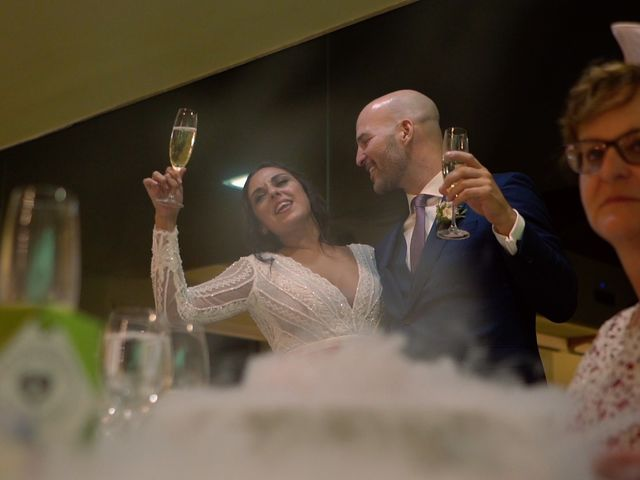 La boda de Joaquin y Sandra en Sant Fost De Campsentelles, Barcelona 2