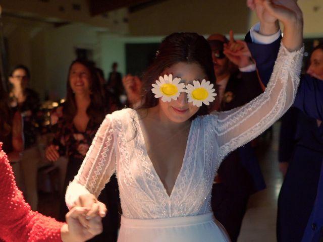 La boda de Joaquin y Sandra en Sant Fost De Campsentelles, Barcelona 4