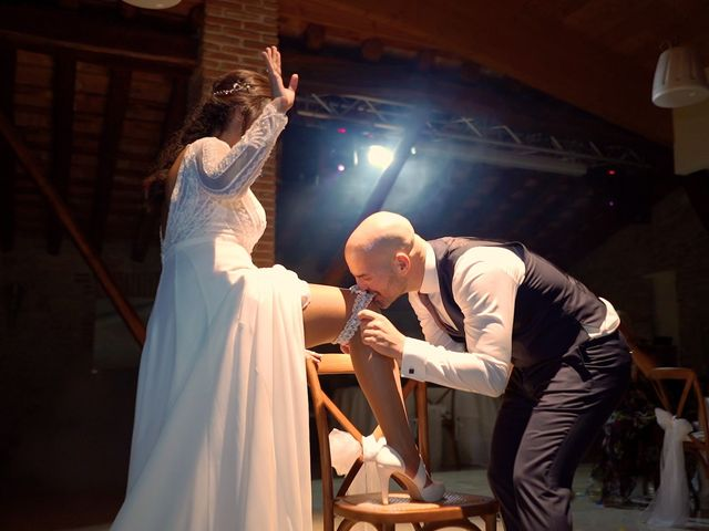 La boda de Joaquin y Sandra en Sant Fost De Campsentelles, Barcelona 5