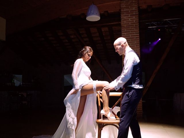 La boda de Joaquin y Sandra en Sant Fost De Campsentelles, Barcelona 17