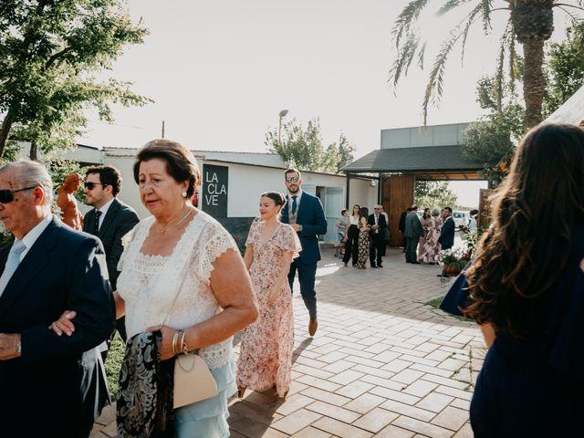 La boda de Jesús y Carmen en Dilar, Granada 23