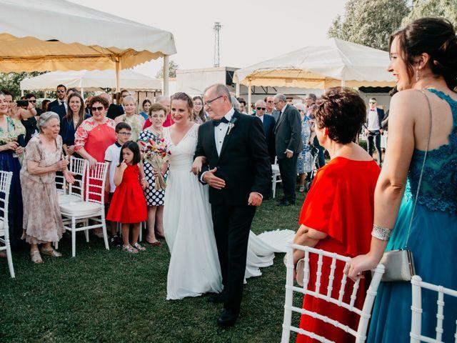 La boda de Jesús y Carmen en Dilar, Granada 28