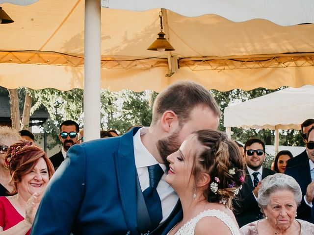 La boda de Jesús y Carmen en Dilar, Granada 29