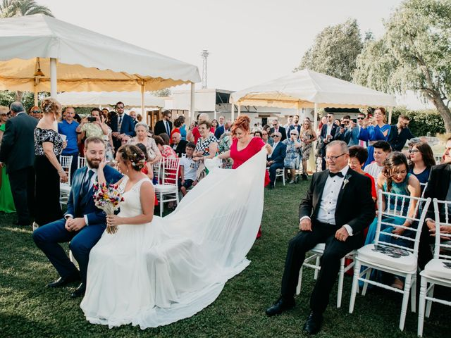 La boda de Jesús y Carmen en Dilar, Granada 31
