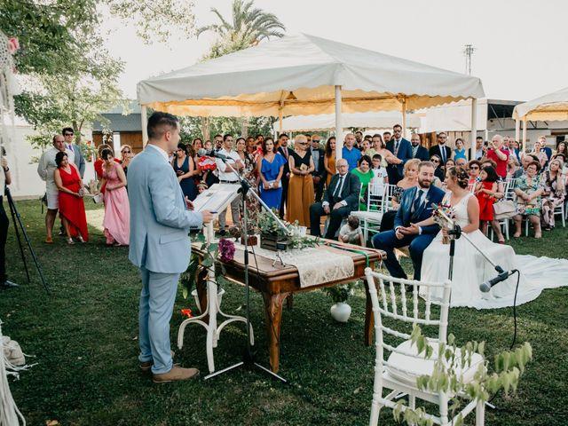 La boda de Jesús y Carmen en Dilar, Granada 34