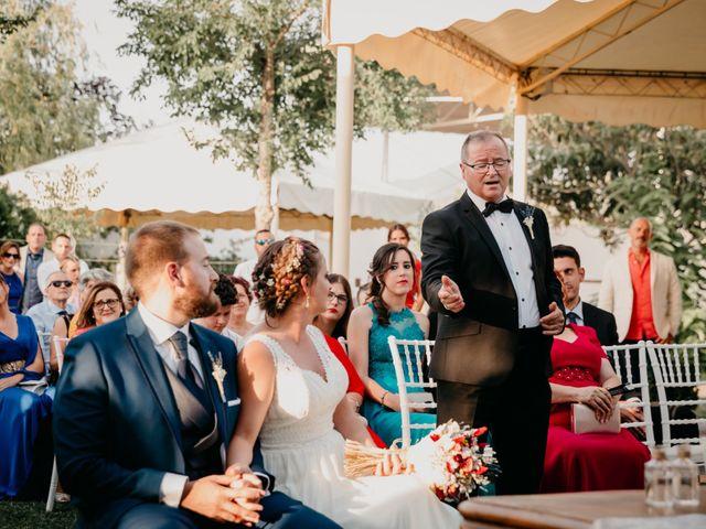La boda de Jesús y Carmen en Dilar, Granada 41