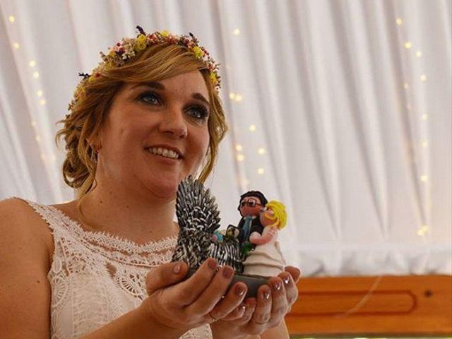 La boda de Alex y Clara en Alborache, Valencia 11
