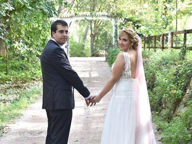 La boda de Alex y Clara en Alborache, Valencia 14