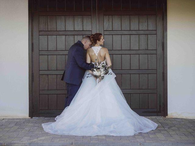 La boda de Merce y Cristian