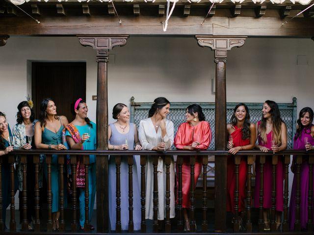 La boda de Rafa y Silvia en Granada, Granada 4