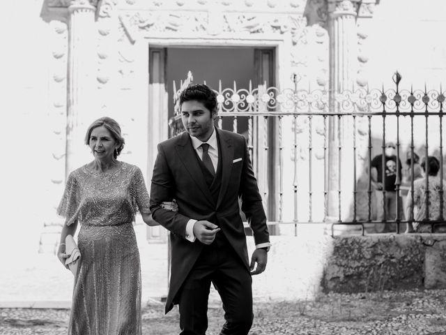 La boda de Rafa y Silvia en Granada, Granada 8