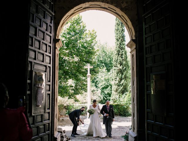 La boda de Rafa y Silvia en Granada, Granada 9