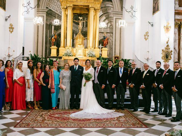 La boda de Rafa y Silvia en Granada, Granada 10