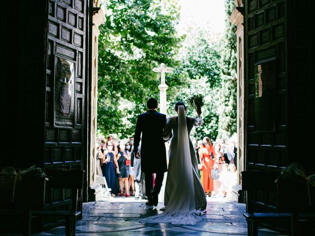 La boda de Rafa y Silvia en Granada, Granada 12