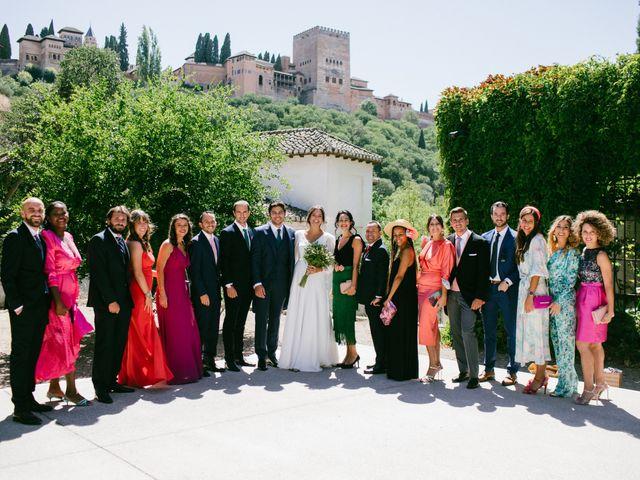 La boda de Rafa y Silvia en Granada, Granada 15