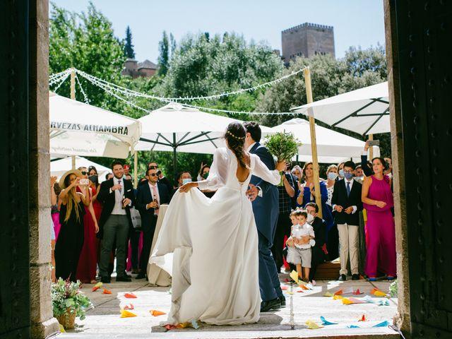 La boda de Rafa y Silvia en Granada, Granada 16